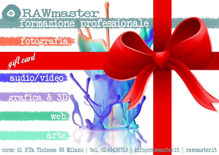 Gift Card RAWmaster