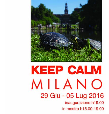 KEEP CALM MILANO