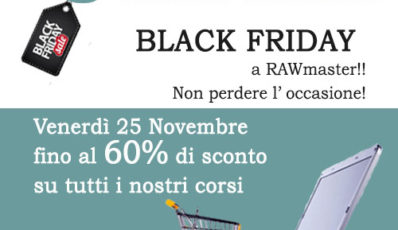 BLACK FRIDAY A RAWmaster