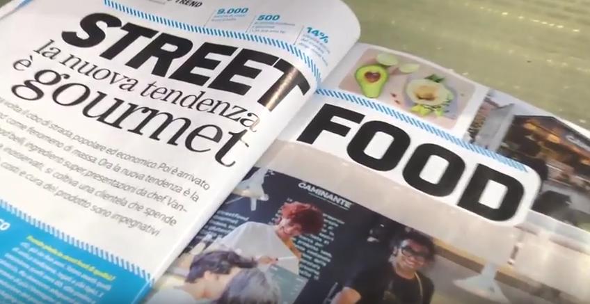 Progetto Videomaker: Street Food