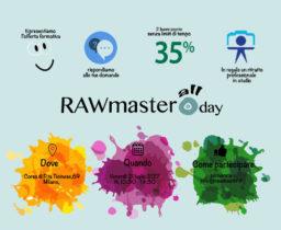 RAWmaster All DAY Luglio 2017
