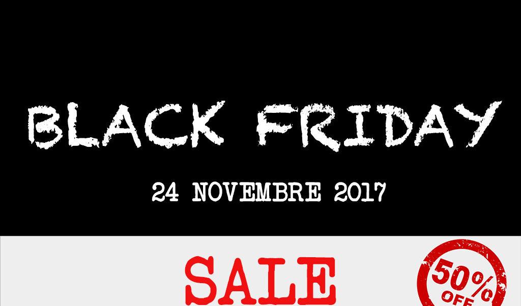 Black Friday 2017 RAWmaster