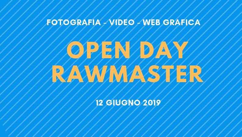 OPEN DAY – 12 GIUGNO 2019