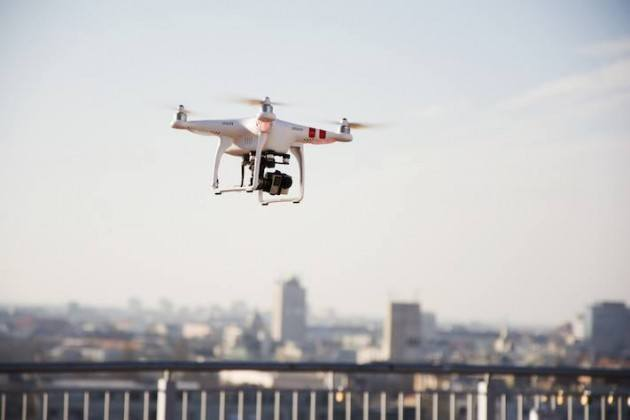 Videomaking ripresa aerea Milano