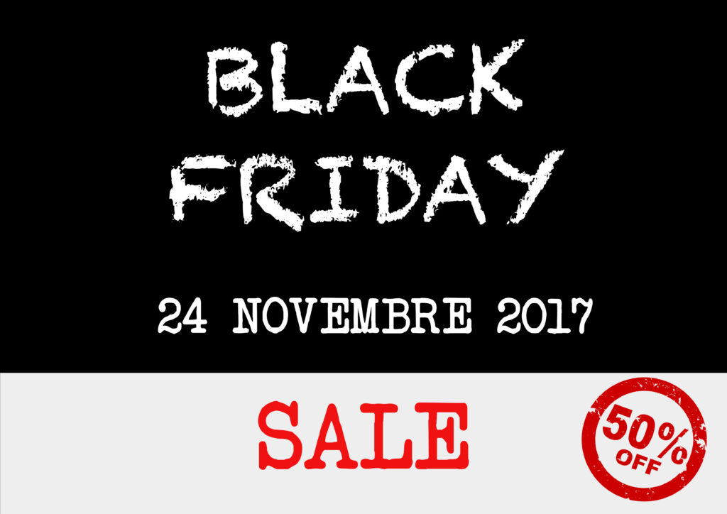 Black Friday Rawmaster 2017