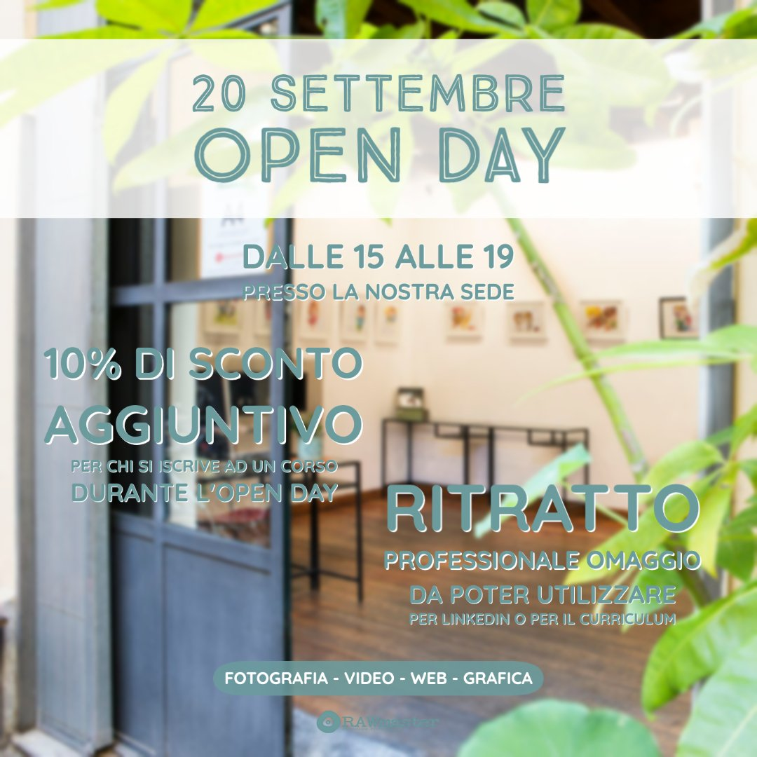 open day rawmaster